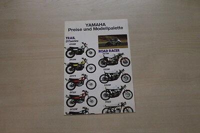 165478 Yamaha Prospekt 197? Save 50-70% Modellprogramm