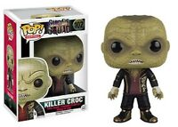 "Funko Pop Suicide Squad Killer Croc #102 3.75"" Figure New"