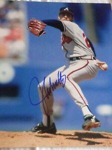 John Smoltz signed photo