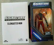 "DC Universe Signature Collection ELONGATED MAN 6"" inch Action Figure Mattel NISB"