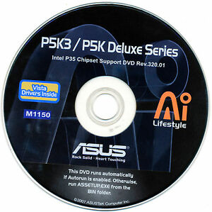 Download Drivers: Asus P5ND2 Realtek VCT