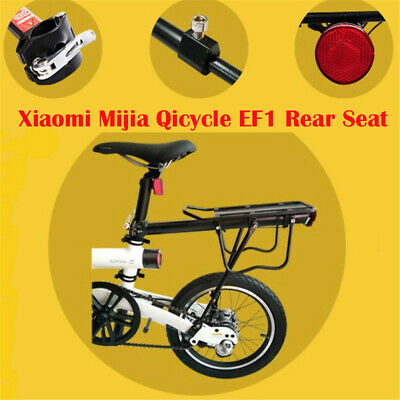Rear Back Seat For Xiaomi Mijia Qicycle EF1 Smart Electric Scooter E-Bike