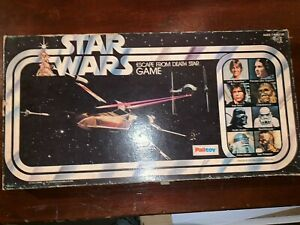 Star-Wars-Escape-From-Death-Star-Game-1977-Complete-Palitoy