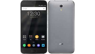 Lenovo Zuk Z1 64GB|3GB|4100 mAh Finger Print Sensor, Grey with 6 Months Warranty