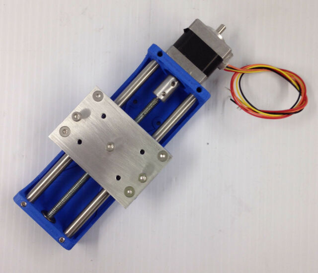 CNC Z axis KIT NEMA 14 MOTOR INCLUDED ARDUINO projects DIY 3D printer ABS