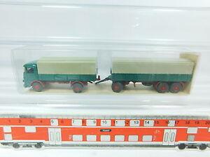 At286-0-5-Wiking-h0-477-arrastro-camion-camion-Bussing-lu-7-Neuw-embalaje-original