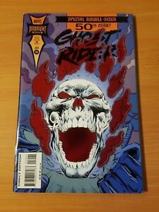 Ghost Rider #50 Die Cut Cover ~ NEAR MINT NM ~ (1994, Marvel Comics)