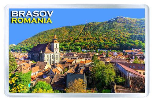 Brasov Romania Fridge Magnet Souvenir Magnet Kühlschrank