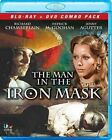 Man in The Iron Mask 0759731710725 With Richard Chamberlain Blu-ray Region a