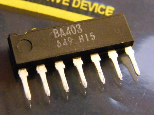 Rohm BA403 FM//IF Amplifier