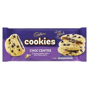 Cadbury Soft Biscuit Choc Centre 156g