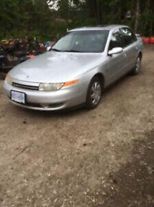 2001 Saturn L30 V6 for sale