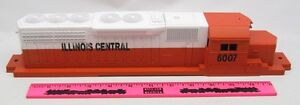 Lionel Shell ~ 6007 Illinois Central Diesel shell