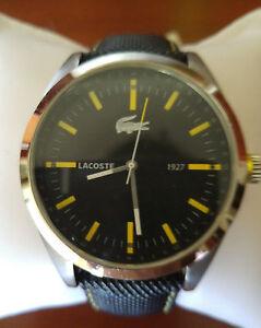 Reloj-Lacoste-Men-039-s-Leather-lc-52-1-14-2276