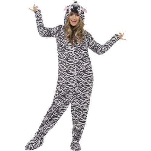 Men/'s Animal jumpsuit Fancy Dress Costume Farm Jungle Zoo Nature Stag Theme Fun