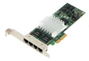 IBM-39Y6138-PCI-E-Quad-Port-Gigabit-Carte-d-039-interface-reseau-pour-serveur
