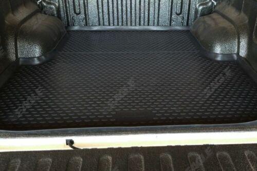Toyota Hilux CAOUTCHOUC TPE Boot tapis antidérapants Boot Mat 2005-2015