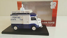 "Dan Toys / Eligor - Citroën Type H Pub ""Pontiac"" Netherlands (1/43)"