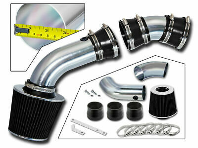 Red Air Intake System Kit/&Filter For 96-99 Chevrolet C1500 with 5.0//5.7L V8