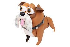 Primus Bobble Buddies-Billy The Bulldog in Metallo Decorazione Giardino Veranda Regalo Ideale