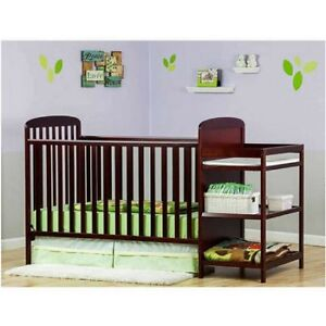Image Is Loading Baby Crib Changing Table Set Full Size Nursery