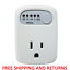 Simple-Touch-Countdown-Timer-Auto-Shut-Off-Safety-Outlet-Receptacle-5-Presets thumbnail 1
