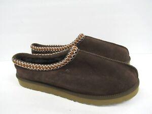 0becaa51b31 Details about New! UGG Australia 5950 Men's Tasman Brown Suede Slipper  Size: 18