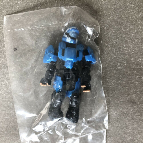 Mega Bloks Construx Halo Drop Pod UNSC ODST 8 figures lot *New Sealed* Toys