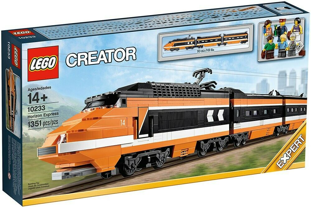 LEGO Creator Horizon Express Train Set