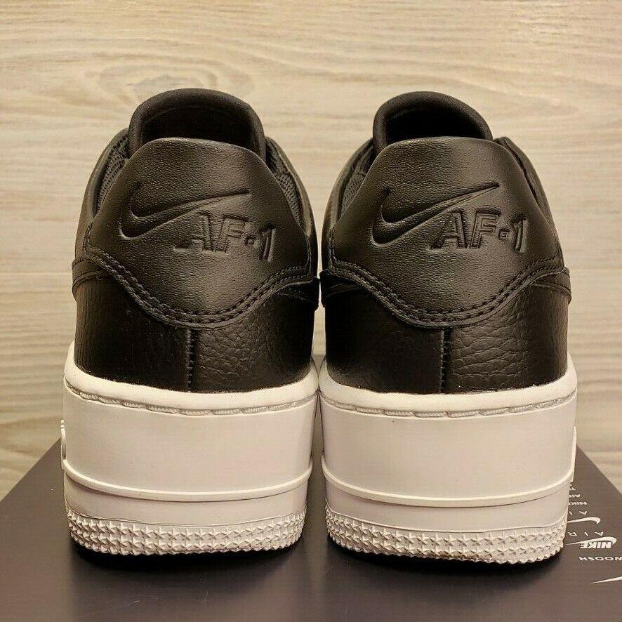 Womens Nike Air Air Air Force 1 Sage Low Black White Fashion Sneaker AR5339-002 Size 7.5 5fed8a
