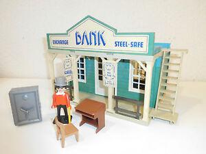 western-playmobil-3422-bank-6