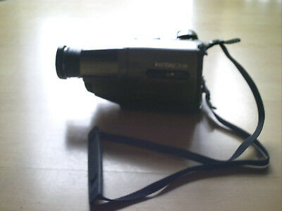 Aktiv Hitachi 8mm Video Camera/recorder Vm-e54e QualitäT Zuerst Camcorder