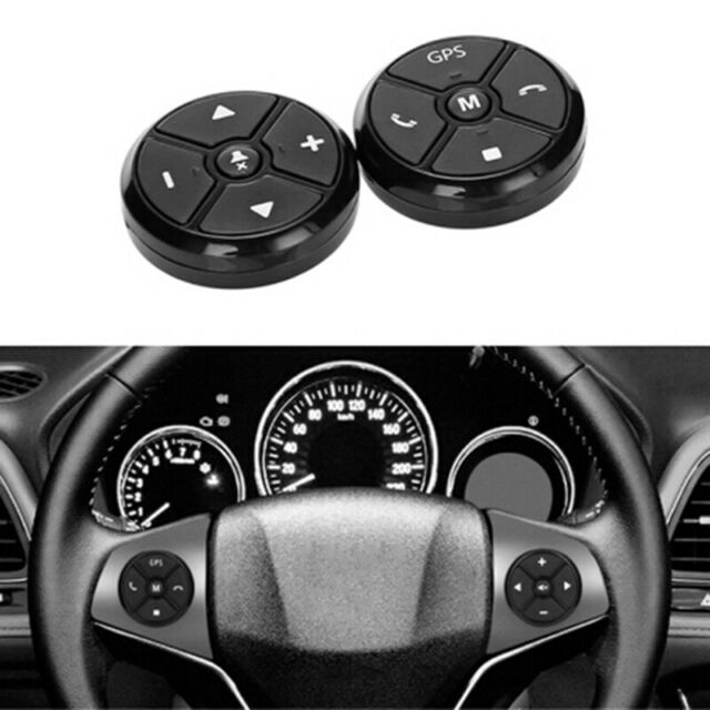 Steering Wheel Control Remote Buttons SWC-3 for Universa Android Car Stereo Unit