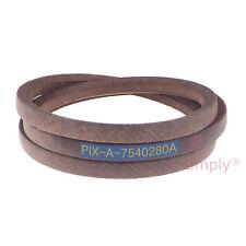 A-7540280A Lawn and Garden Machinery Belt Fits Mtd