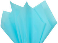 Blue Tissue Paper (1) Ream 480 Sheets 15 X 20 on sale