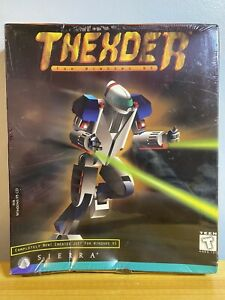 NEW SEALED Thexder Sierra PC CD-ROM Computer Game Windows 95 RARE VINTAGE 1995