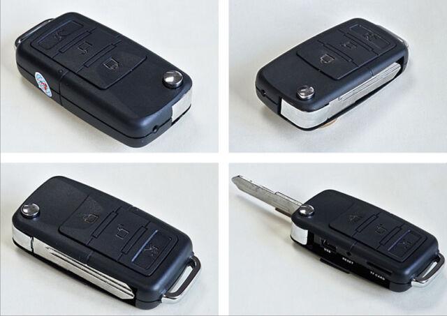 HD Mini Spy Motion Detection Hidden DV Car Key Chain Camera Webcam DVR Camcorder