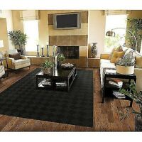 Area Rug 7'6x 9'6 Carpet Flooring Home Office Modern Decor Assorted Colors