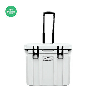 Divider Outlast OA37 Rotomolded Premium Ice Cooler with Cutting Board