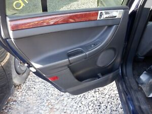 2004-2005-2006-2007-2008-Chrysler-Pacifica-Slate-Gray-left-rear-door-panel