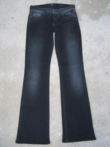 da Elastic 28 Black Mankind Skinny Jeans Jean Sz donna 7 For All Bottom Grey qXwPxUnp