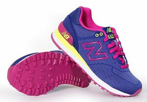 new balance women 574 magenta lime