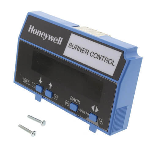Honeywell S7800A1142 Keyboard Display-English with Valve Proving for RM7800