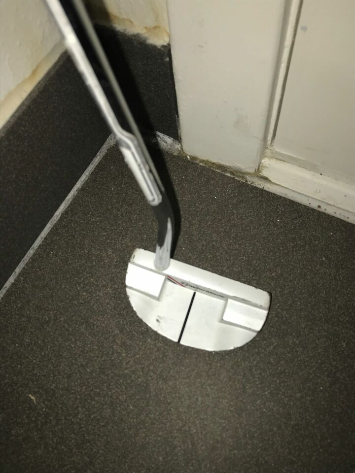 Stål putter, TaylorMade Ghost