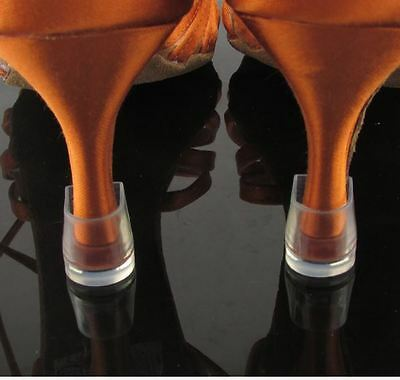 30pcs High Heel Protectors Stopper Heel Sinking 8mm Stiletto High Heel Cover