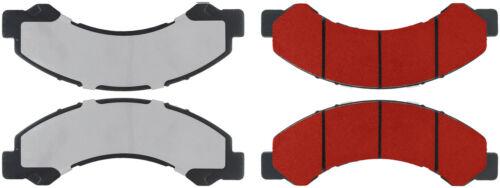 Disc Brake Pad Set fits 1997-2018 Isuzu NPR-HD Reach  CENTRIC PARTS