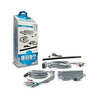Wii Replacement Lost Cable Set Bundle Free Shipping
