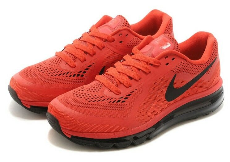 NIKE Air Max Max Max 2014 NUOVO gr:42 Rosso  90 95 97 NZ r4 Premium Command Skyline a1d351
