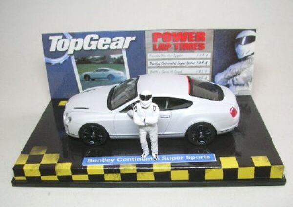 Bentley Continental Super Sports (Top Gear)