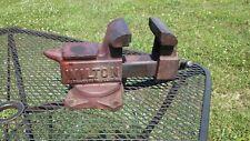 Vintage Wilton Swivel Bench Vise Schiller Park Ill 3 12 Inch